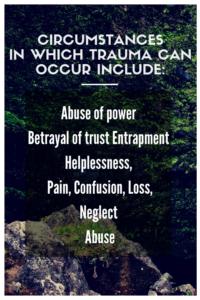 Trauma Informed Leadership - Grow Heal Change