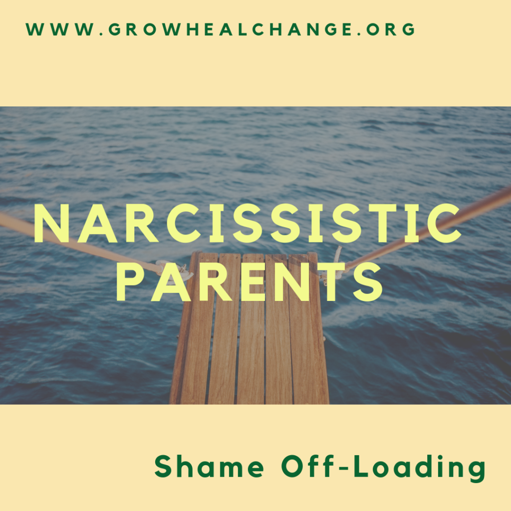 Narcissistic Parents and the Shame of Their Children